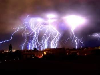 tempestade de raios 2