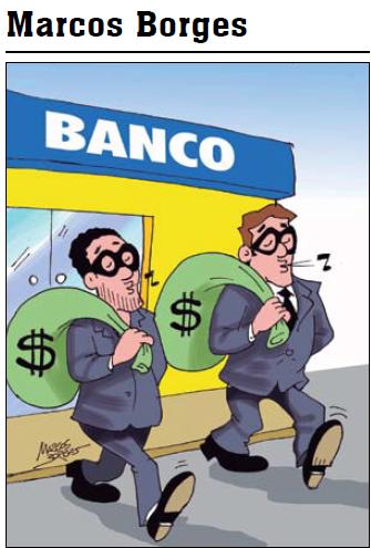 banco do brasil - roubo