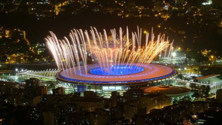 abertura olimpiada