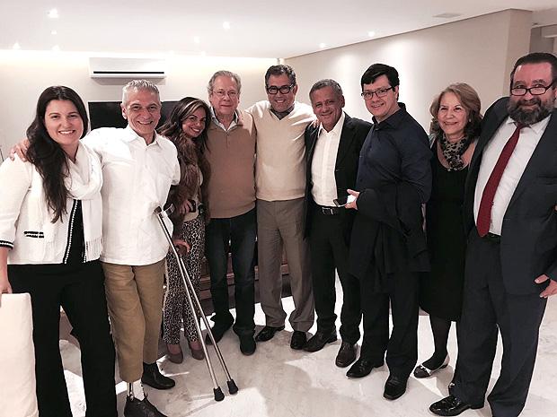 José Dirceu solto