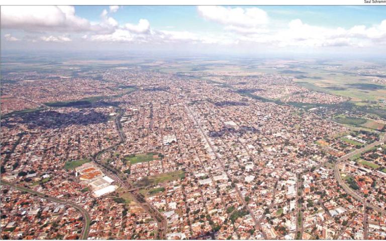 Campo Grande - perímetro urbano