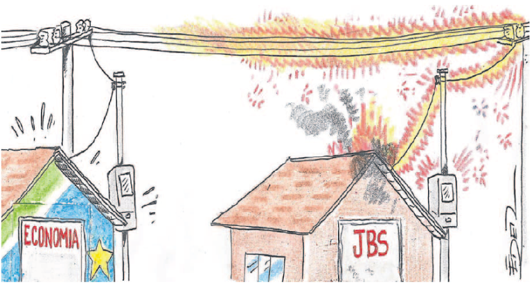 efeito JBS