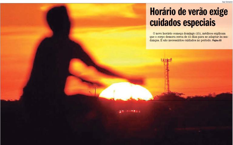 imagem do sol (Schramm Jr.)